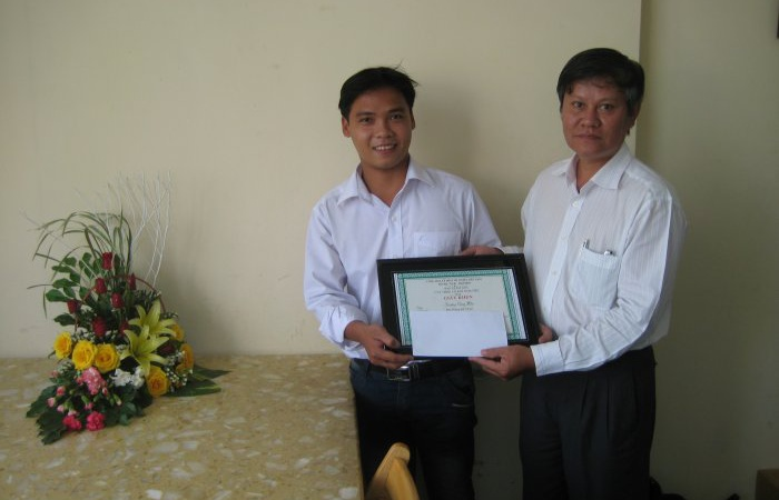 Nam Viet Company rewards individual creativity